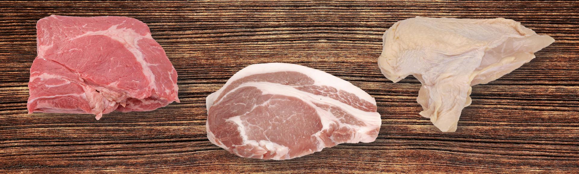体を温める肉!? 体を冷やす肉!?